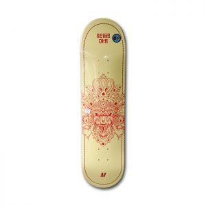 Motion Dewa Oka Skateboard Deck Size 7.8″, 8.0″, 8.1″