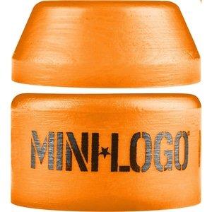 Mini Logo Hard Cone / Barrel Orange Bushing Set – 100a