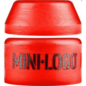 Mini Logo Hard Cone / Barrel Red Bushing Set – 100a