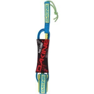 DAKINE – PROCOMP 6′ X 3/16″ SURF LEASH (Neon Blue)