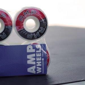 AMP WHEELS (55mm)